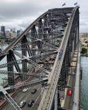 мост habour стоковая фотография