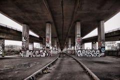 Мост HD Стоковая Фотография RF