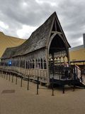 Мост Hogwarts стоковые изображения rf