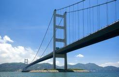 мост Hong Kong стоковые фотографии rf
