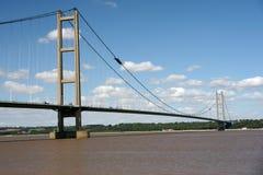 Мост Humber, Кингстон на корпусе Стоковые Фото