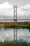 Мост Humber, Кингстон на корпусе Стоковая Фотография RF