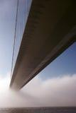 Мост Humber, Кингстон на корпусе Стоковые Изображения