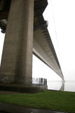 Мост Humber, Кингстон на корпусе Стоковые Фотографии RF