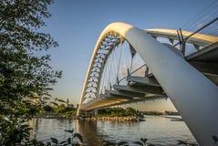 Мост Humber Стоковые Фотографии RF