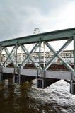 Мост Hungerford Стоковая Фотография RF