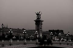 мост III Александра стоковые фотографии rf