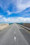 Мост Ikema Стоковые Изображения RF