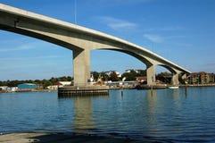 мост itchen southampton Стоковое фото RF