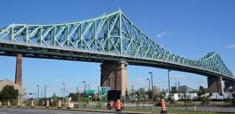 Мост Jacques Cartier Стоковые Фото