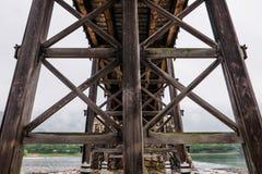 Мост Kintai Стоковая Фотография RF