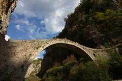Мост Kokoris или Noutsos стоковые изображения rf