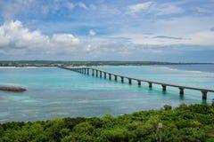 Мост Kurima Стоковое Изображение RF