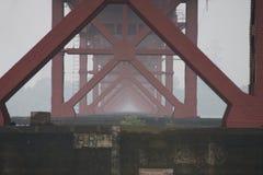 Мост Lalon Shah стоковое изображение rf