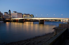 мост london Стоковая Фотография