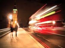 мост london westminster Стоковое фото RF