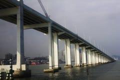 мост macau Стоковое Изображение RF