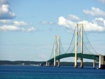 Мост Mackinac Стоковые Фото