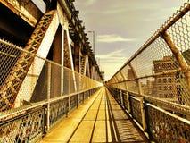 мост manhattan Стоковое фото RF