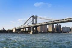 Мост Manhettan Стоковое Изображение