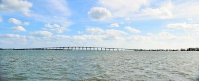 мост miami Стоковые Фото