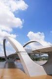 мост nanning Стоковое Фото