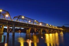 Мост Nowra Стоковое Изображение RF