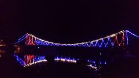 Мост nusa lembongan Стоковая Фотография RF