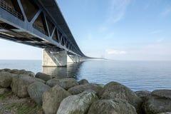 Мост Oresund Стоковые Фото