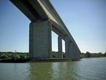 Мост Orwell Стоковые Изображения