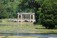мост palladian стоковое изображение rf