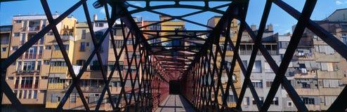 мост panormaic Стоковая Фотография RF