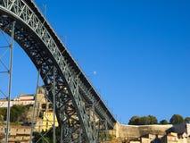 Мост Ponte de D luis Стоковые Изображения RF