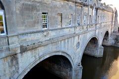 Мост Pulteney Стоковые Фотографии RF