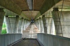 Мост Radotin стоковые изображения rf