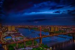 Мост Rama3 стоковое фото