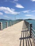 мост Rarwai Стоковое Фото