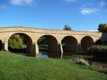мост richmond Тасмания Стоковое Изображение RF