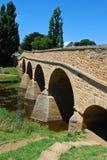 мост richmond Тасмания Стоковое фото RF