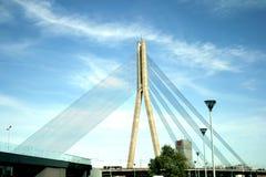 мост riga Стоковые Фото