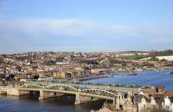 мост rochester Стоковые Фото