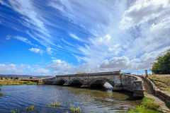 Мост Ross Стоковые Фотографии RF