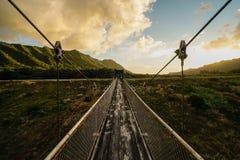 Мост Se установленный Стоковое фото RF