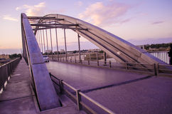 Мост Sefid поляка Ahvaz Стоковые Изображения