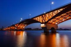 Мост Seongsan Стоковые Фото