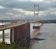 мост severn Стоковые Изображения