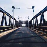 мост siak Стоковая Фотография