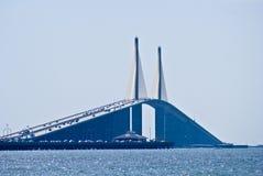 мост skyway Стоковые Фотографии RF
