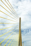 Мост Skyway Стоковая Фотография