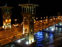 мост stanly Стоковая Фотография RF